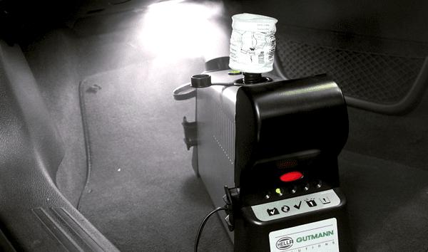 エアコン除菌・消臭システム