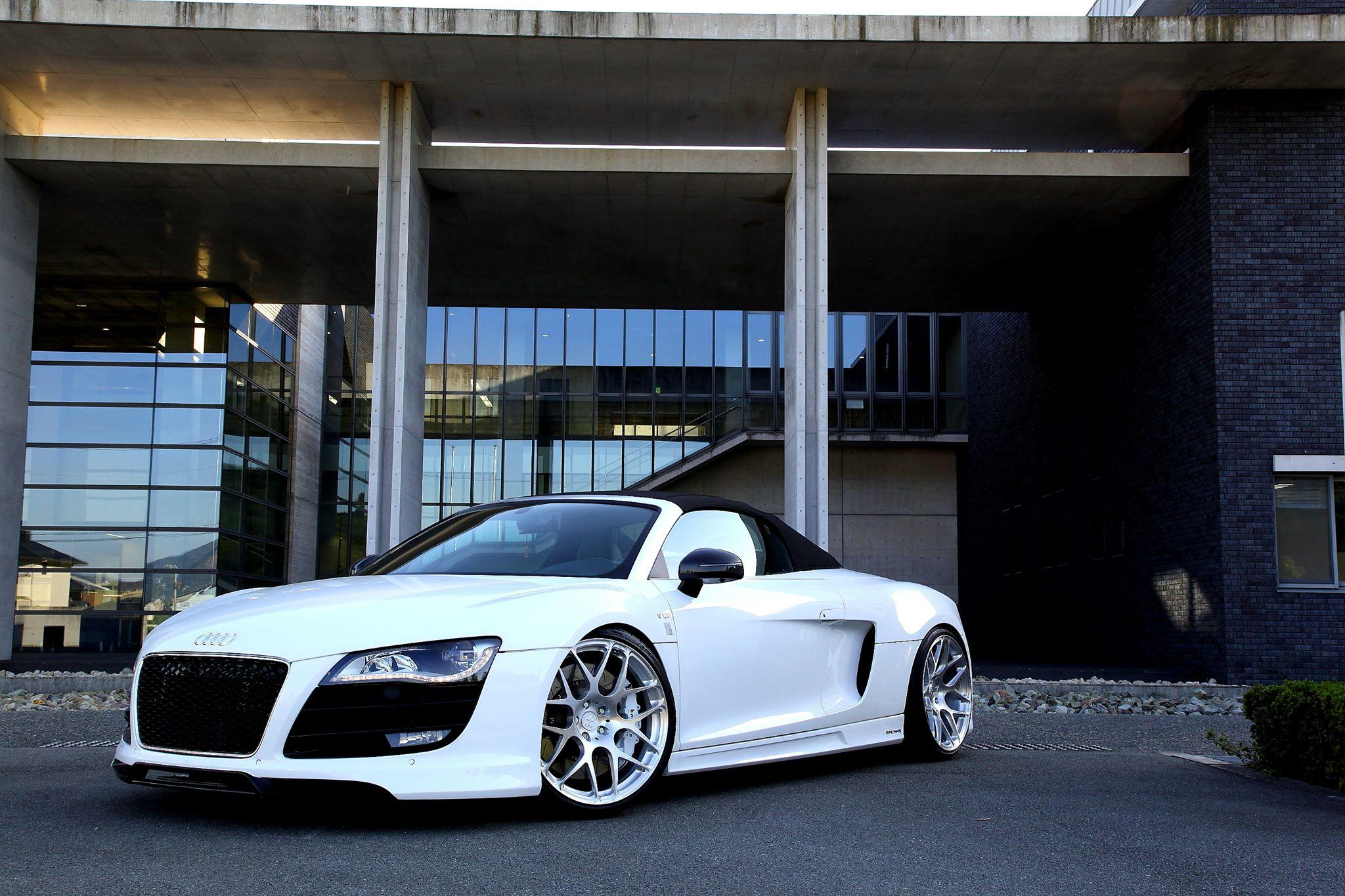 Audi R8/V10 Spider