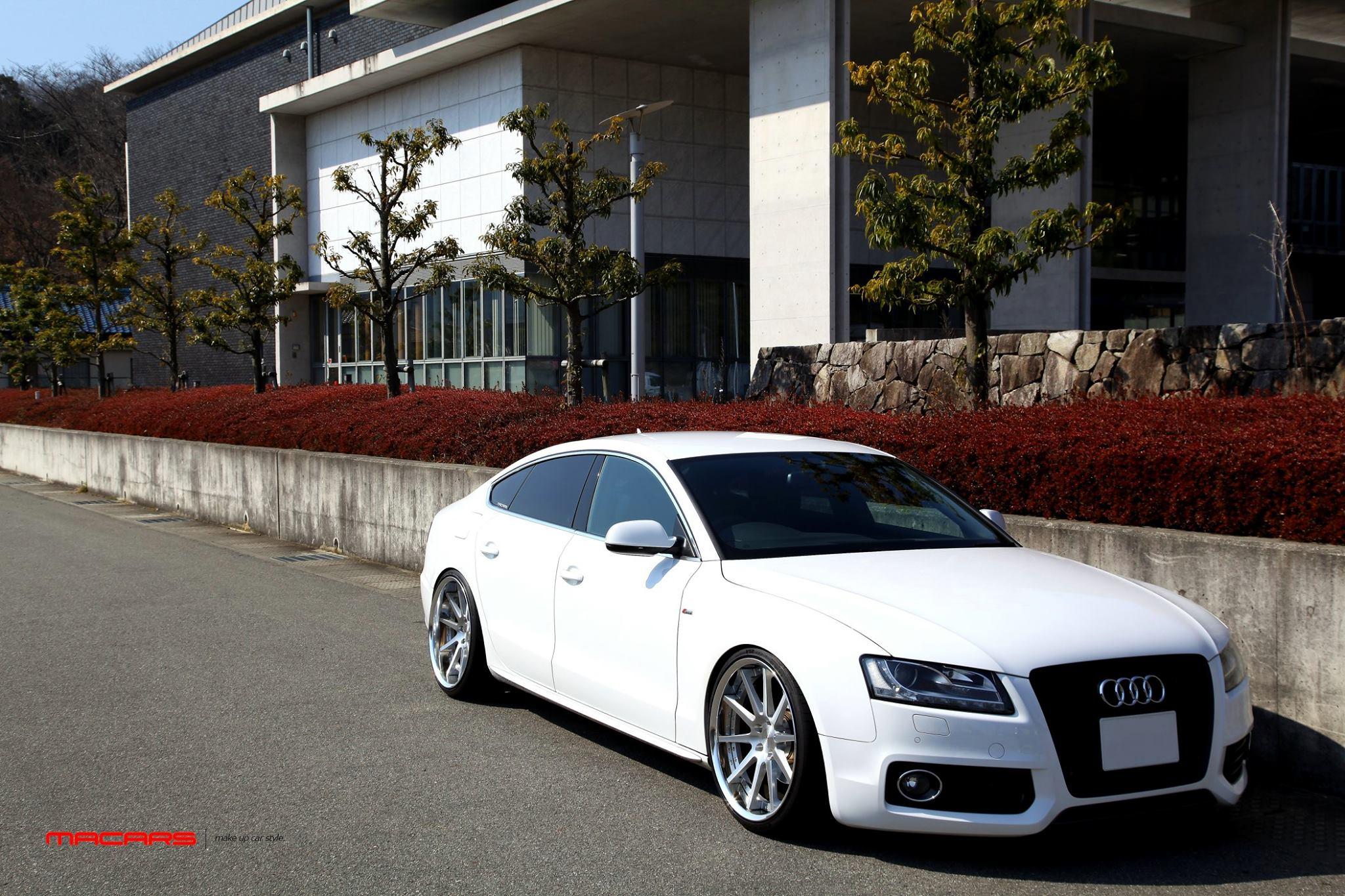 Audi A5/B8 2.0TQ SB