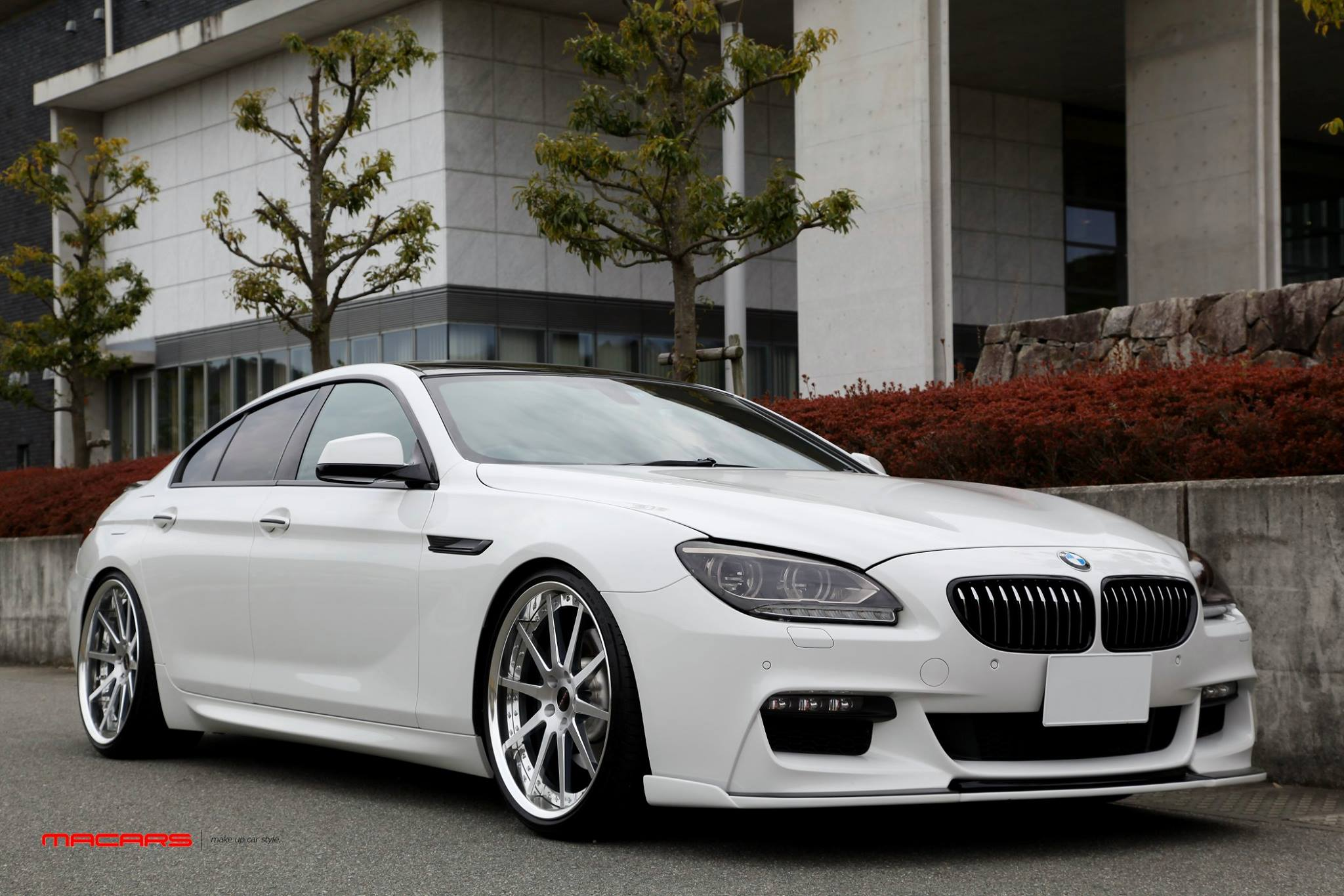 BMW F06/640i Gran-Coupe