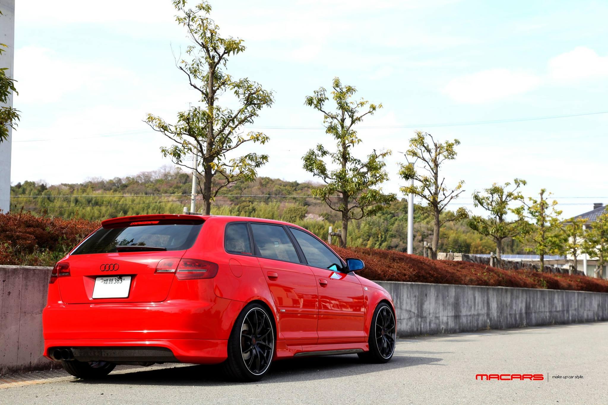 Audi A3/8P S-LINE 2.0T FF