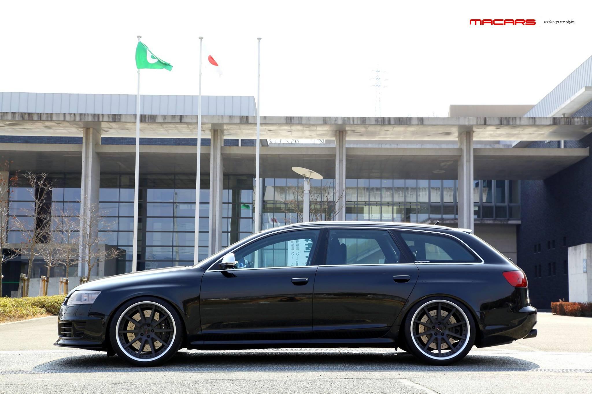 Audi RS6/4F Avant