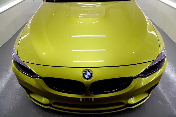 BMW F82/M4 & CERAMIC PRO 9H 4レイヤー+MACARS ECU TUNE!!