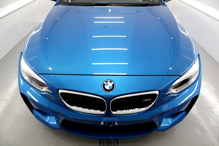 BMW F87/M2 & CERAMIC PRO 9H 4レイヤー施工!!