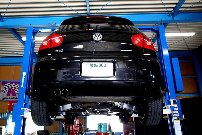 VW MK5/GTI & エンジンオイル+ミッションオイル交換!!
