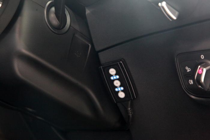 Audi TT/8S & PEDAL BOX装着!!