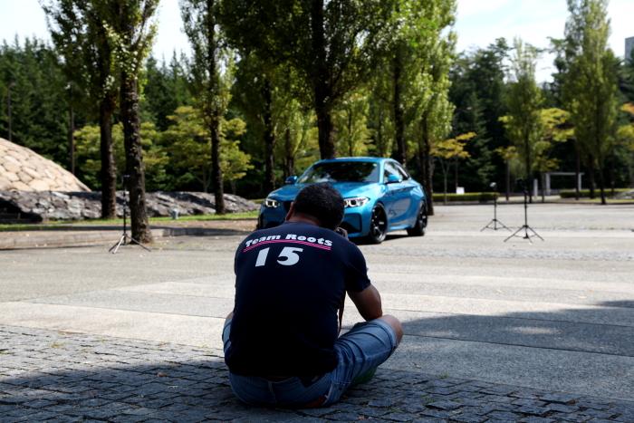 """BMW F87/M2 & 撮影・取材+M2用オリジナルRdd製ローターKIT+VOLK TE37Ultra 19""""+パーツ多数装着!!"""