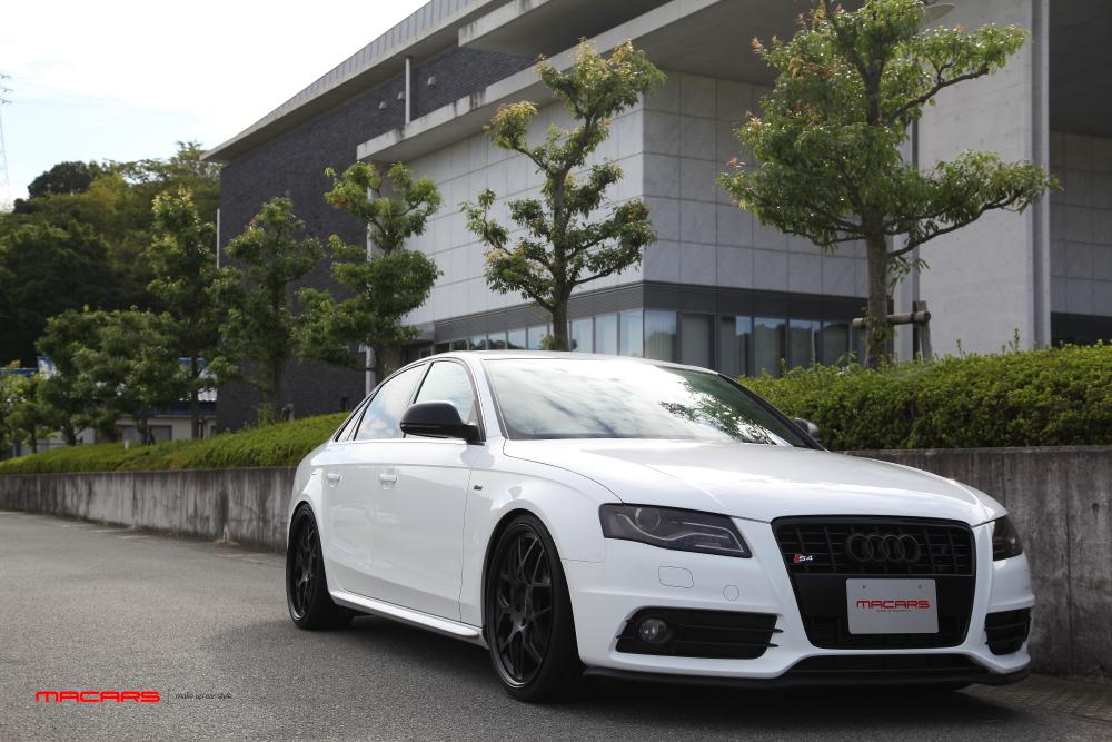 Audi A4/B8 2.0TQ Sedan