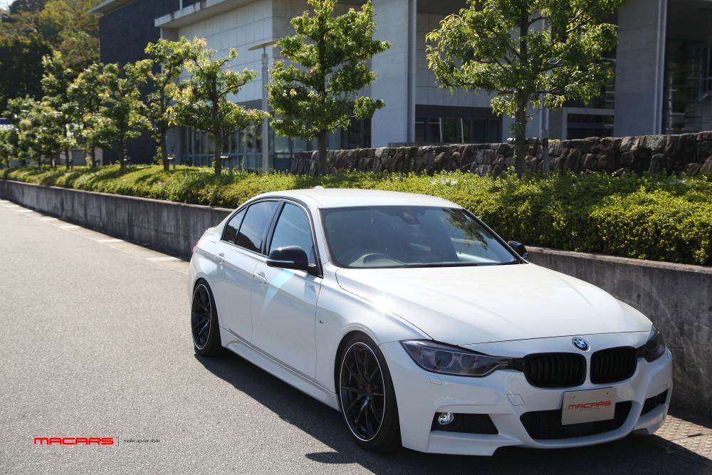 BMW F30/320d Sedan