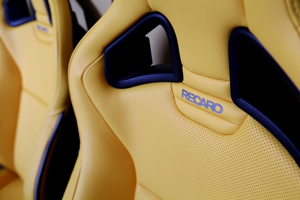 Audi TTS/8S & RECARO Sportster LL100SE(イエロー限定品)!!
