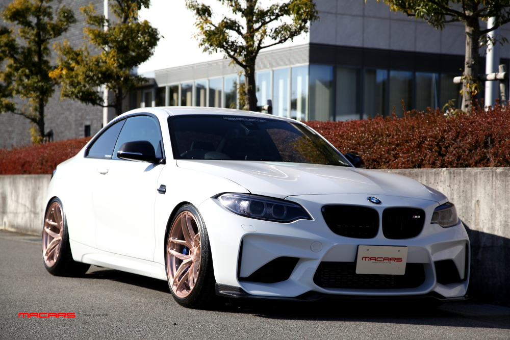 BMW F87/M2 Coupe