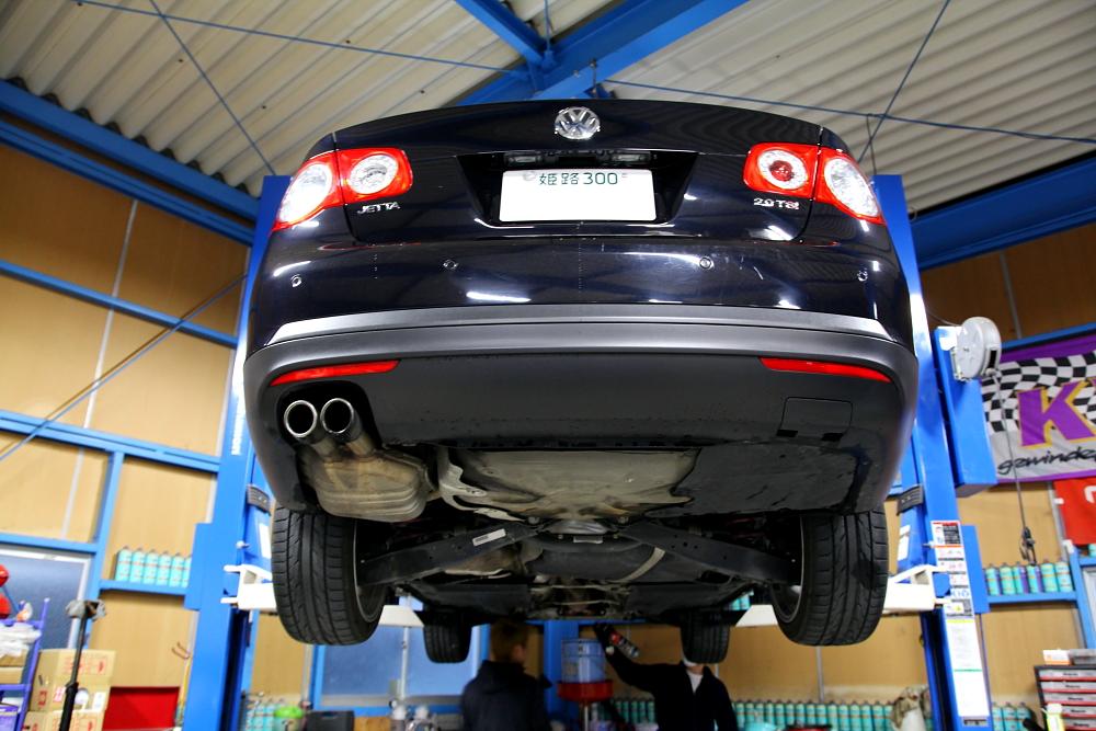 VW MK5/JETTA & 車検・メンテナンス!!