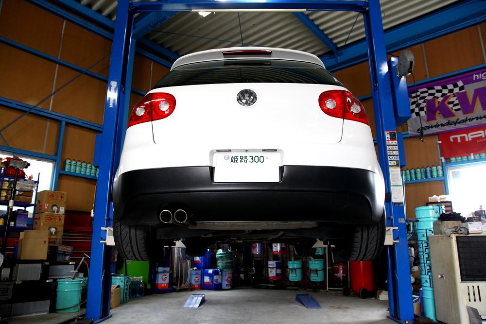 VW MK5/GTI US & NUTEC NC53E+cpm装着!!