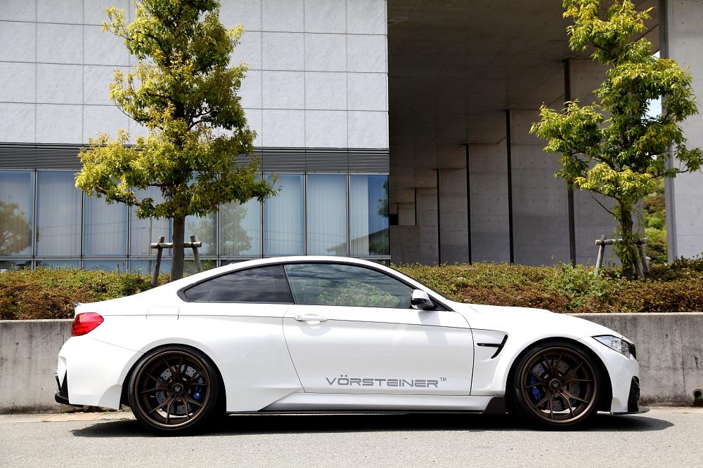 BMW F82 M4 Body Kits GTRS4 WIDEBODY EDITION フルカスタム & インプカーニバル+モーターファンフェスタ!!