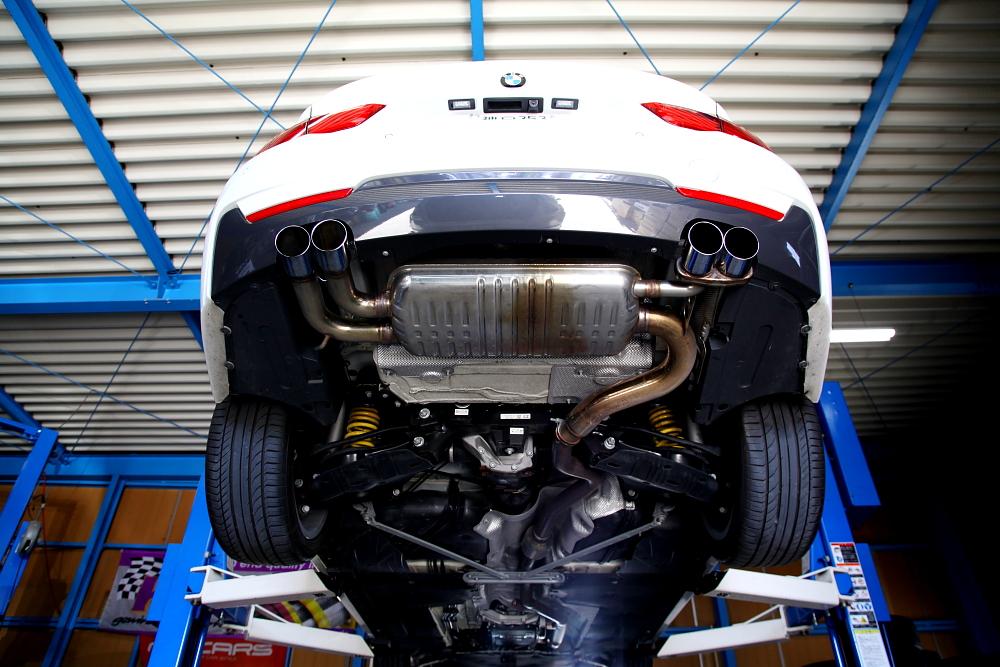 BMW F36/420I & 車検+メンテナンス+3Ddesign!!
