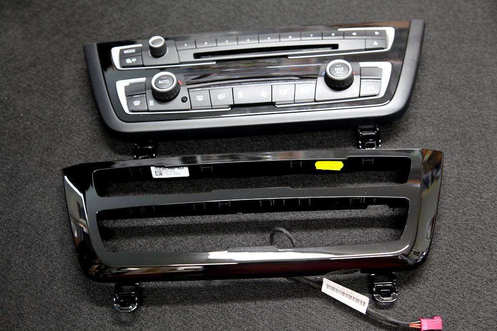 BMW F36/420i & LCI用エアコンパネル装着!!