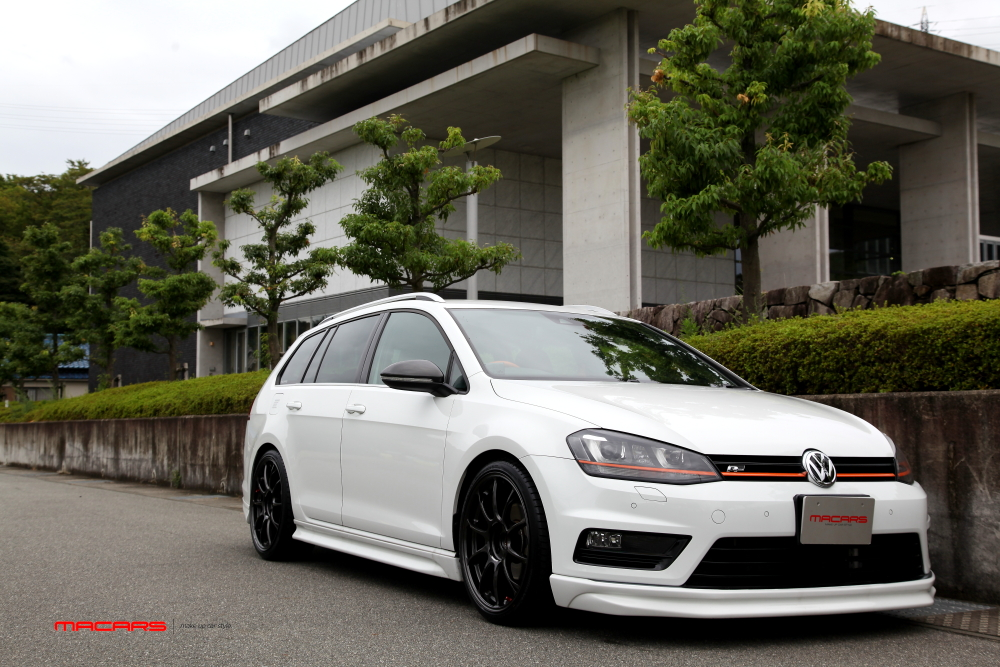 VW GOLF/mk7 Variant