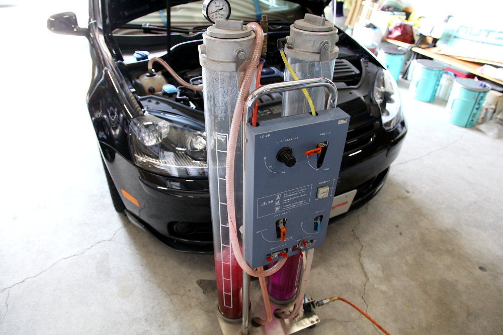 VW MK5/GT & 車検・メンテナンス!!