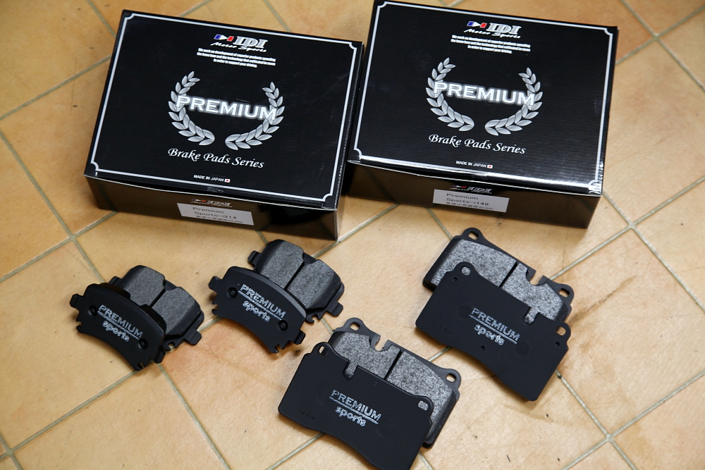 Audi TTRS+/8J & IDIパッド+NUTEC UW-01/02+リジカラ+アライメント調整!!