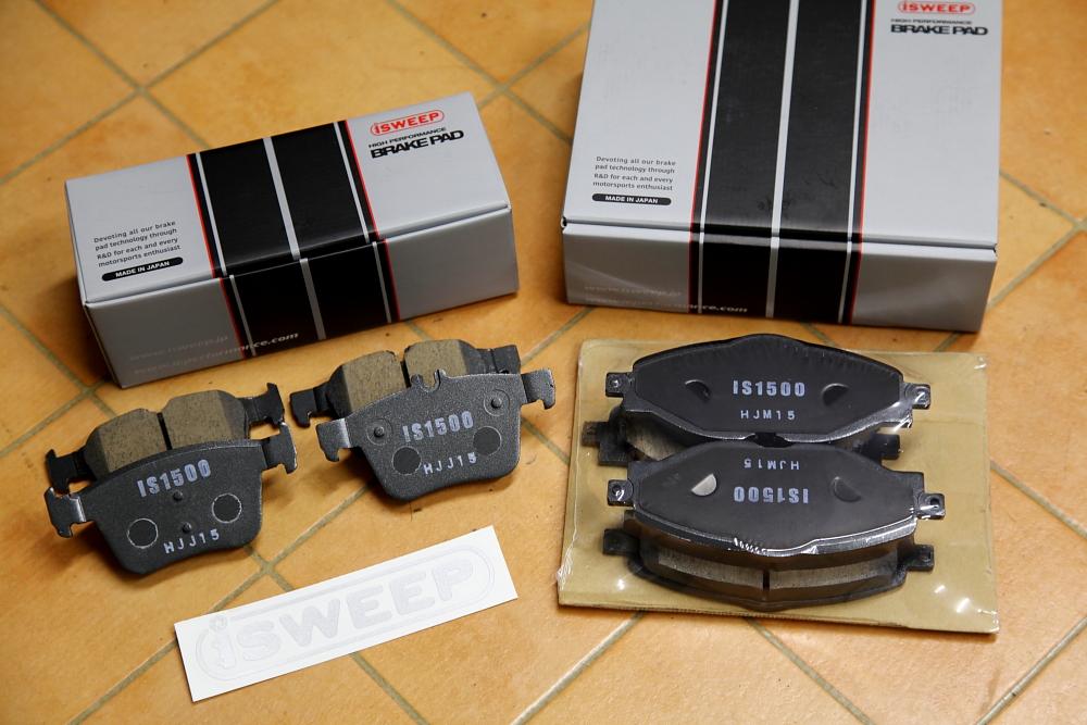 Audi A3/8V & iSWEEP低ダストパッド交換+PLUG TV!+コーディング施工!!