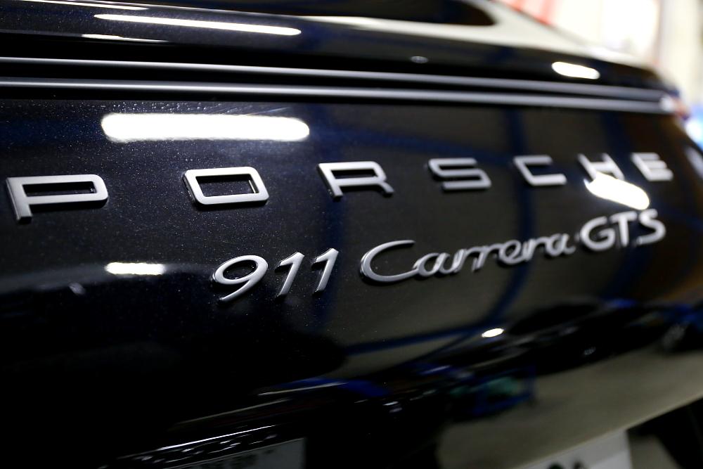 Porsche 911/991.2 Carrera GTS 入庫!!