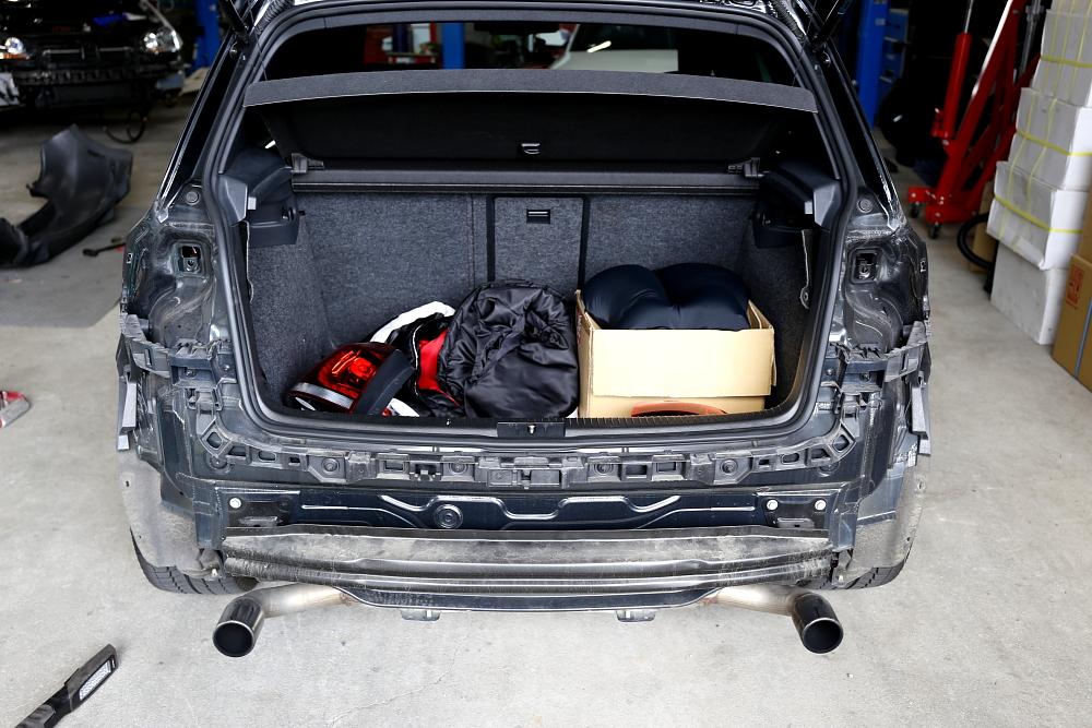VW MK6/GTI ED35 & 事故修理!!