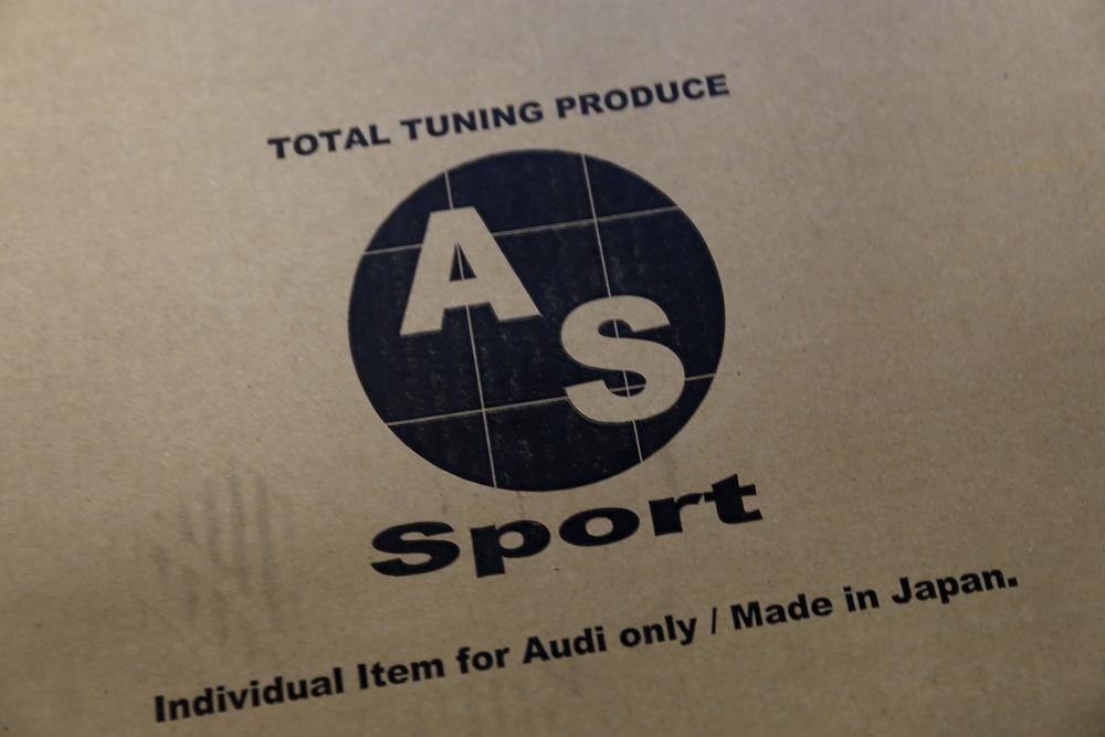 Audi A4/B8.5 S-LINE Avant & AS Sport CARBON F/RIP SPOILER!!