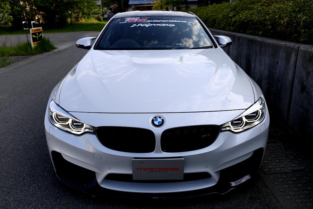 BMW G30/523d & KW STREETCOMFORT+リジカラ取付!!