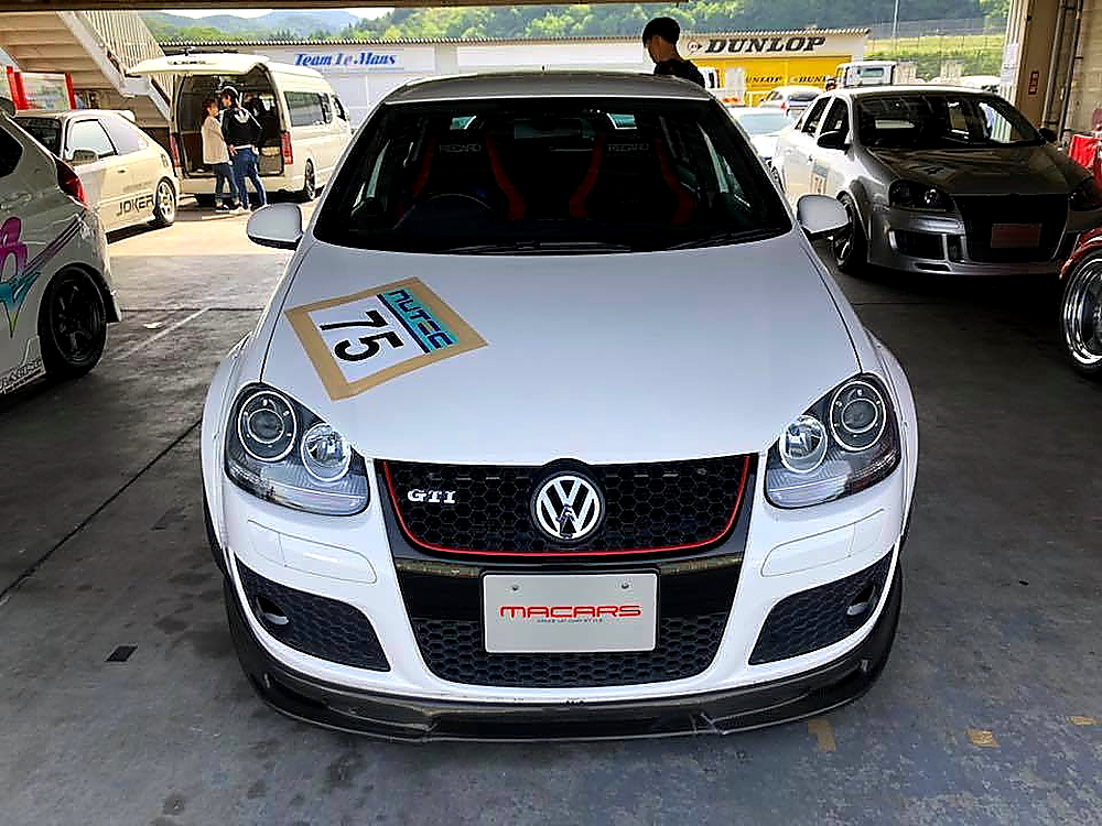 NUTEC走行会 & RECARO PRO RACER RMS 2700G入荷!!