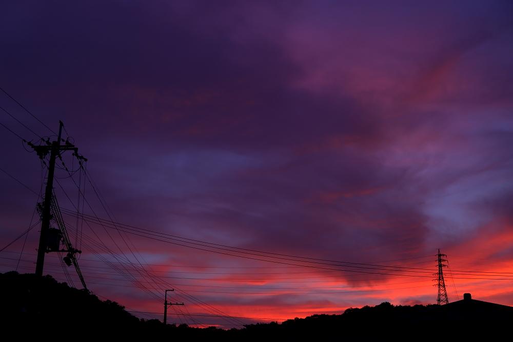 新作rotiform & 綺麗な夕焼け!!