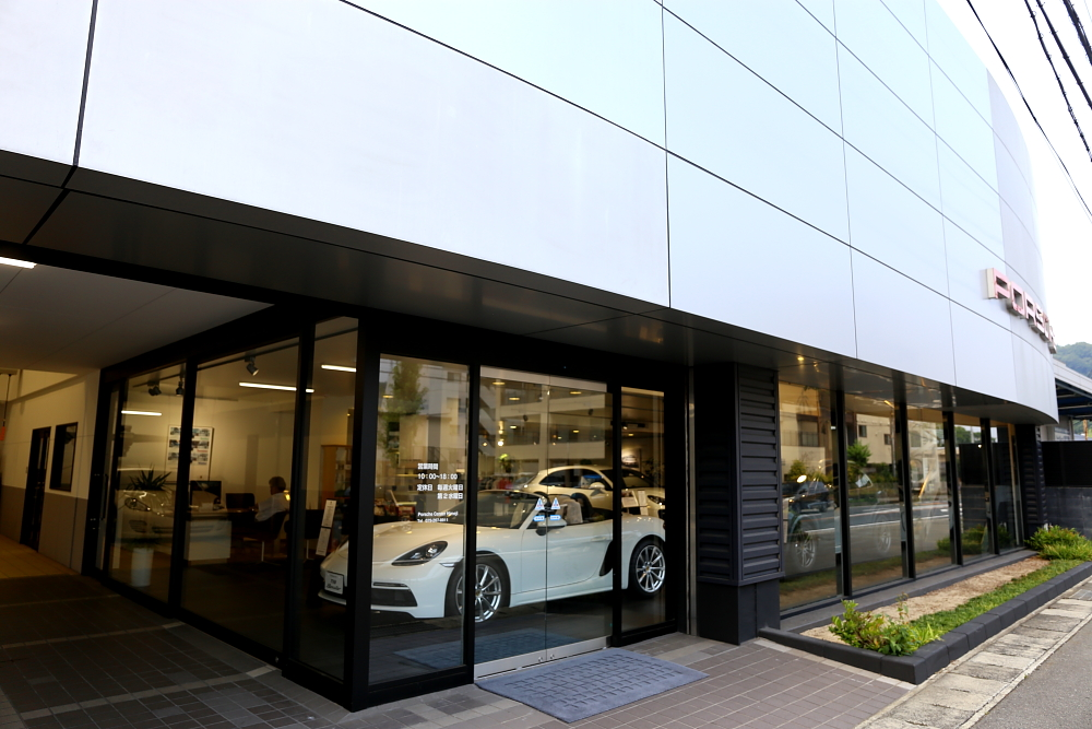 Porsche新型カイエン & Porsche center HIMEJI!!