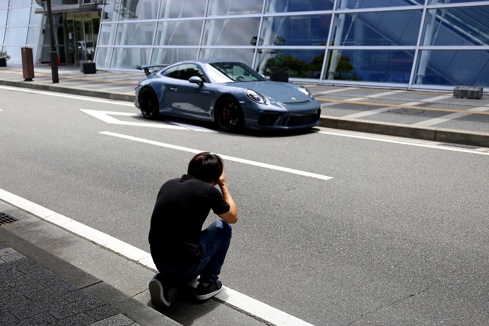 Porsche 991.2/GT3 & 撮影!!