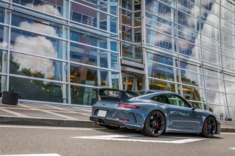 Porsche 991.2/GT3 & プロカメラマン撮影画像!!