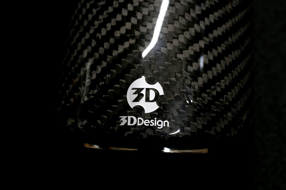 BMW F80/M3LCI & 3D Design Tail End finisher