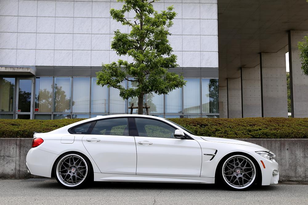 BMW F36/420iGC & M4フェイスコンバート施工+祝納車!!