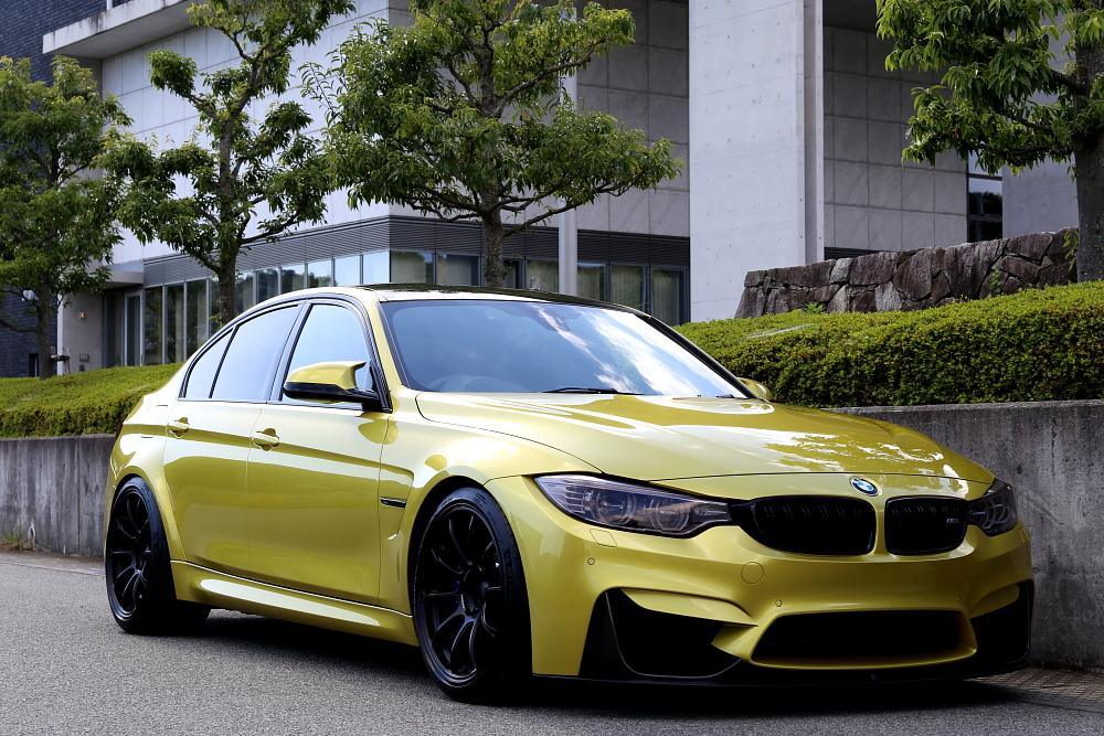 BMW M3/F80 Sedan
