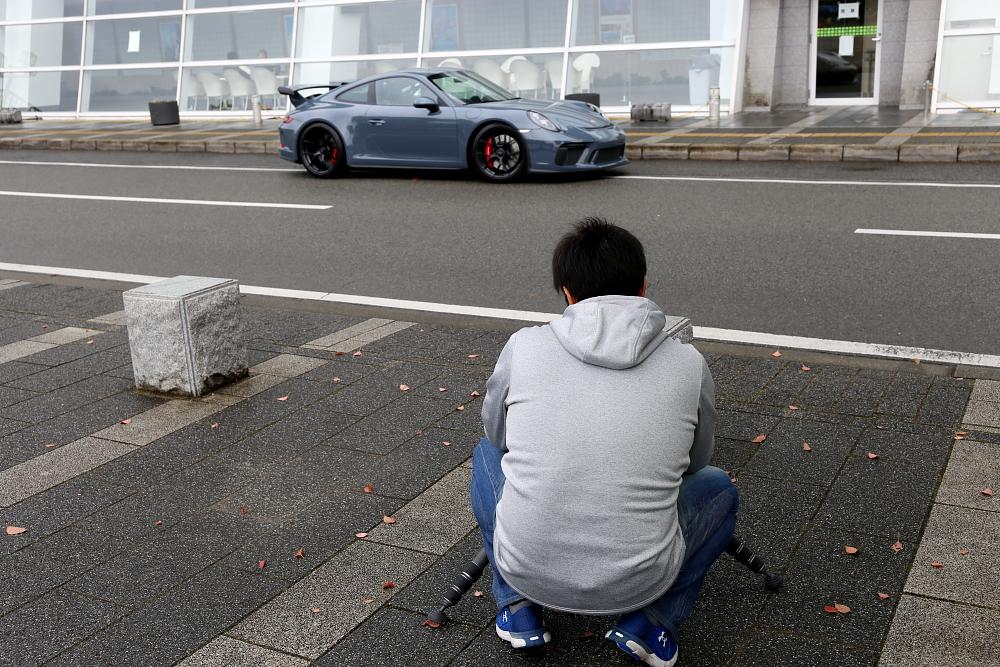 Porsche991.2/GT3 & 撮影・取材!!