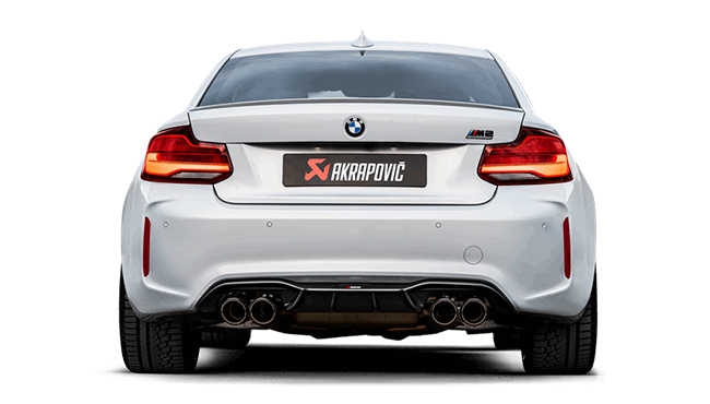 BMW M87/M2 Competition & AKRAPOVIC新商品案内!!