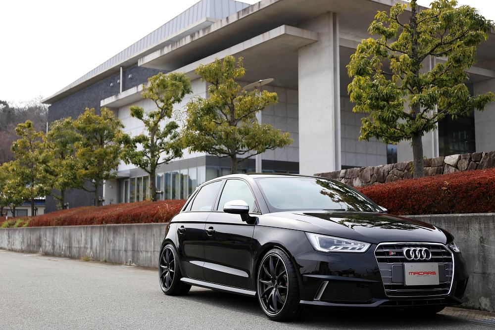 Audi S1/8X
