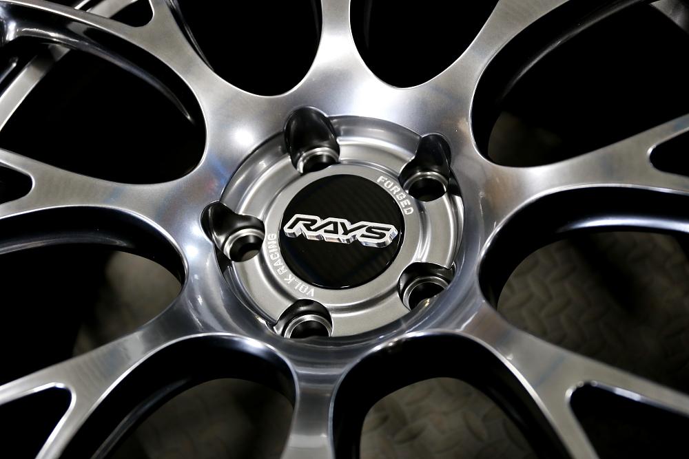 Audi A4/B8Avant & VOLK G16 19AW+アライメント調整!!