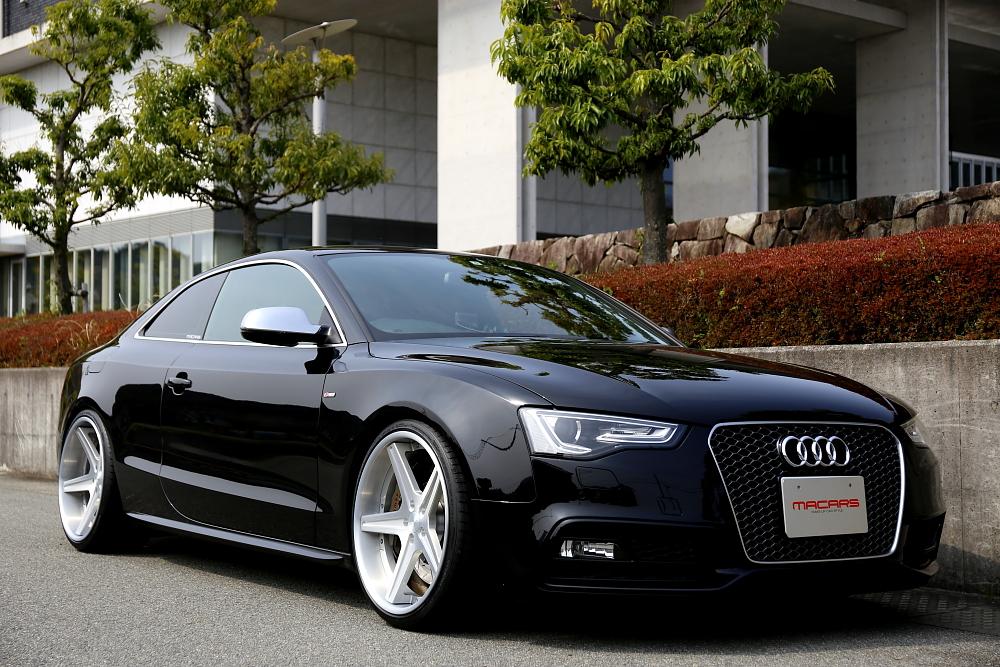 Audi A5/B8.5 Coupe