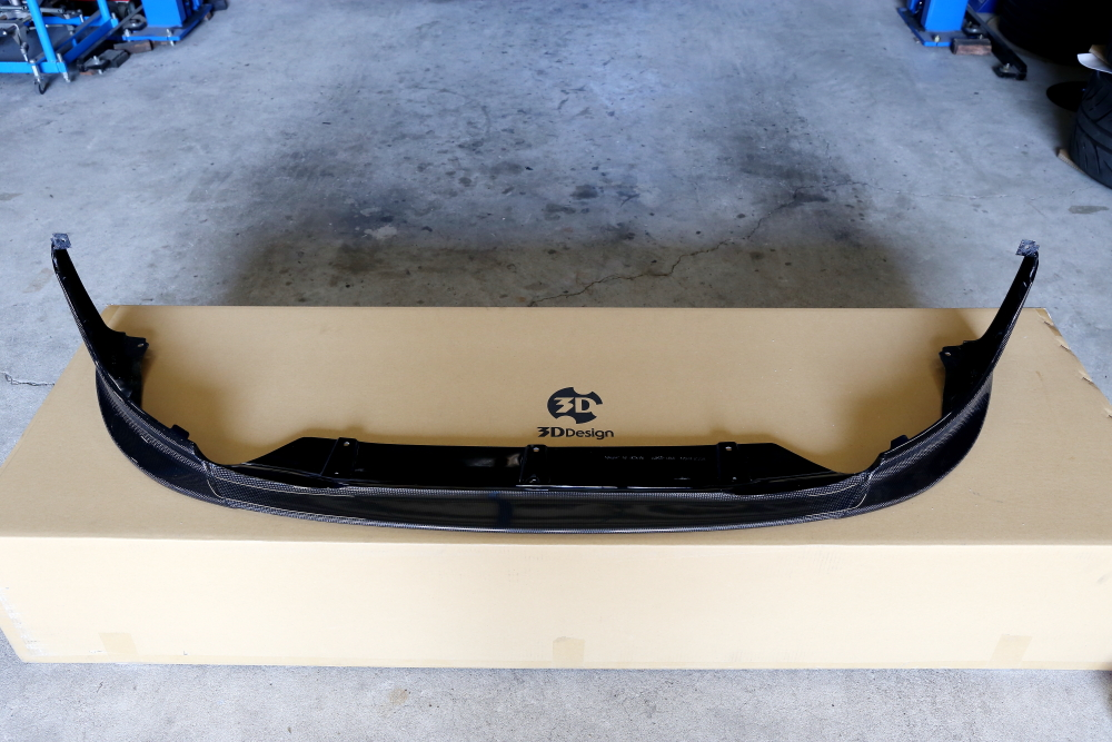 BMW MINI F56JCW & 3D Design カーボンリップスポイラー+オイル交換!!