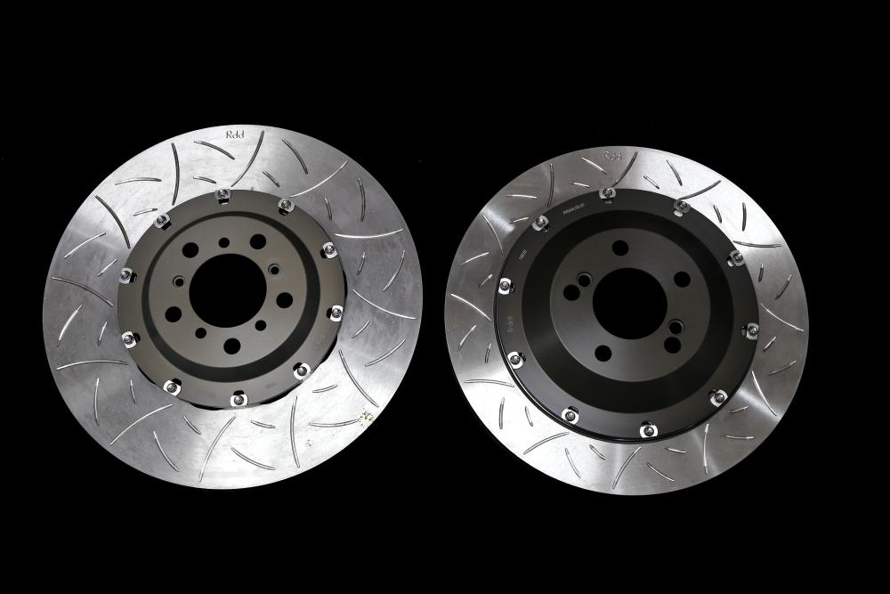 BMW F87N/M2 コンペティション &MACARSオリジナルRdd製ローターKit完成+装着!!