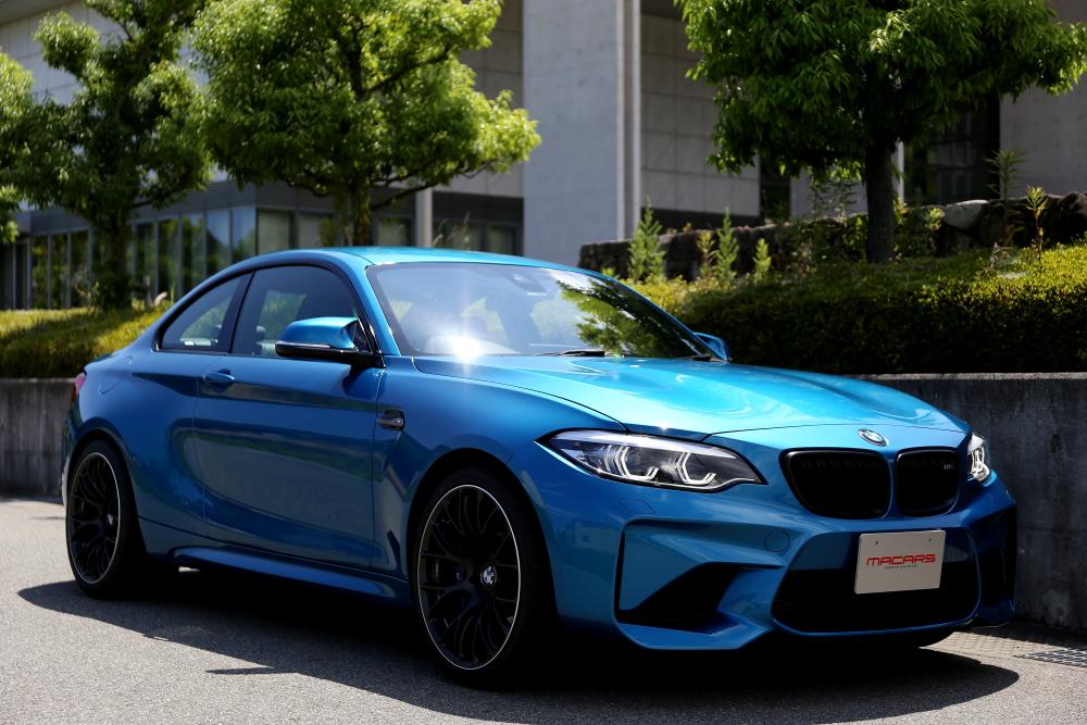 BMW F87/M2