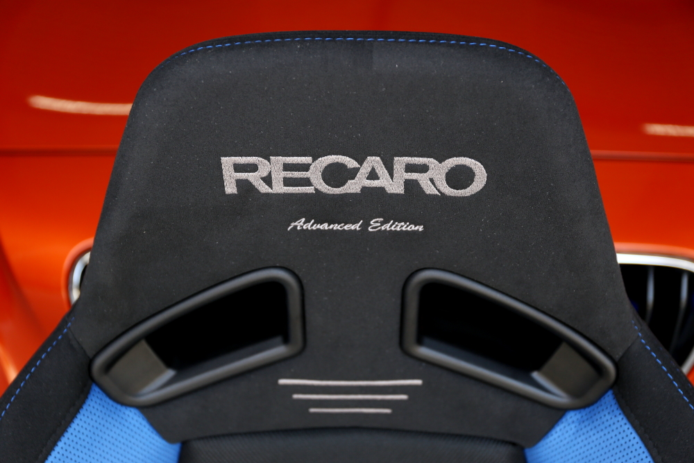 BMW F20/M135i & RECARO 限定SR-7 Advanced Edition装着!!