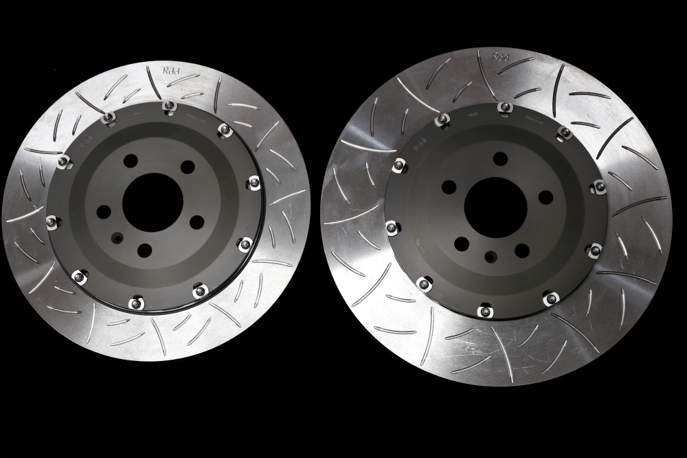 Audi RS6/4G Avant & Rdd製2ピース置換ローターkit+マーベラス低ダストパッド!!