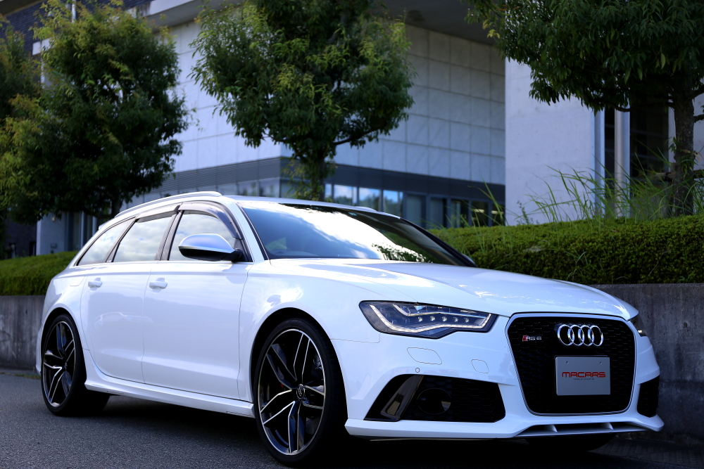 Audi RS6/4G Avant