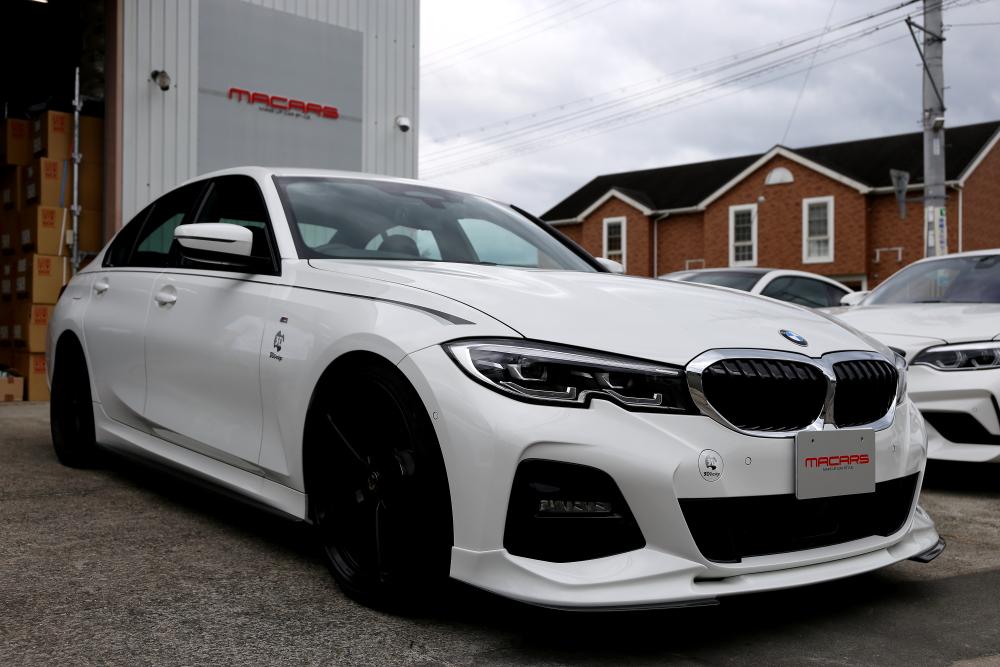 BMW G20 新作3D DESIGNデモカー!!