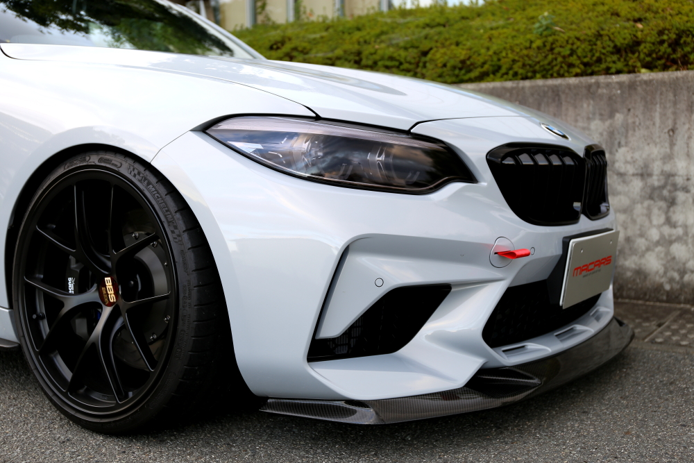 BMW F87/M2 COMPETITION