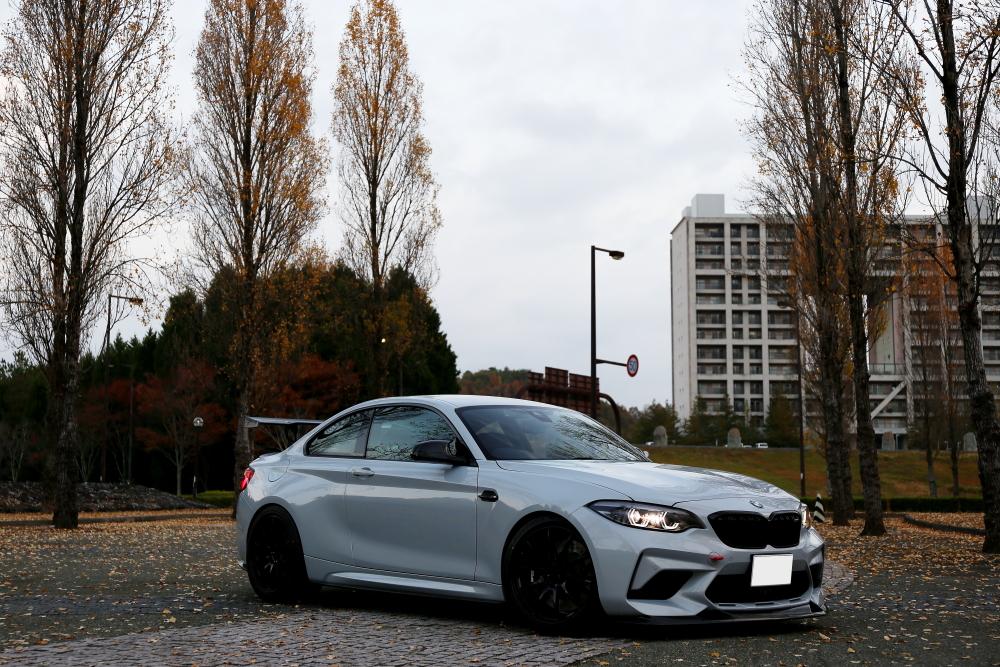 BMW F87N M2コンペティション & 撮影・取材!!
